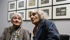 Leica ukazuje tvorbu pětadevadesátiletých sester Jílovských