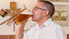 Majitel vimperského pivovaru: Nejradši mám světlý ležák