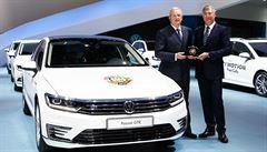 Nejprodávanější dovážená značka je v Česku Volkswagen