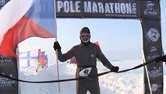 Nejstudenější maraton světa vyhrál Čech. Běžel v minus 30 stupních