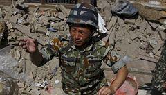 Na zbídačený Nepál udeřilo další zemětřesení: desítky mrtvých, Češi v pořádku