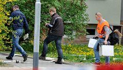 Bomba v brněnském paneláku? Součástí teroristického útoku na vlak nebyla