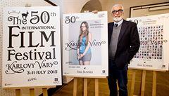 Karlovarský festival oslaví 50 let s Janžurovou, Gibsonem a novým kinem