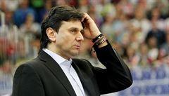 Růžička kvůli smrti manželky chyběl na střídačce, Chomutov nestačil na Liberec