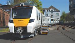 Superzakázka pro Londýn. Jak se vyrábí vlaky za 77 miliard