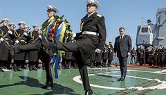 Čistka v Oděse. O kosmopolitní bránu na Krym zuří tvrdý boj