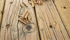 Barva, vzhled a struktura. Jak co nejvěrněji napodobit dřevo?