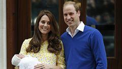 Princezna Charlotte se seznámila s královskou prababičkou Alžbětou