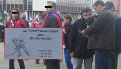 Kšefty s lístky před O2 arenou: Za 200 eur od profesionálů z Londýna