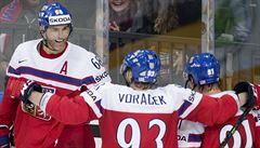 Hvězdy řídily obrat proti Lotyšsku. Češi na šampionátu poprvé vyhráli