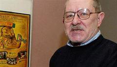 Zemřel výtvarník Lakomé Barky a Fimfára Petr Poš, bylo mu 71 let