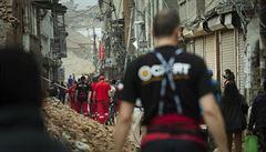 Nepál po dalším zemětřesení žádá o prodloužení mise českých záchranářů