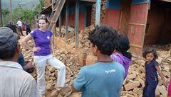 Čeští záchranáři se vrací z Nepálu domů. Ošetřili přes 1100 lidí