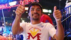Hvězdný Pacquiao sám sebe knockoutoval: 'Zvířata jsou lepší, než gayové'