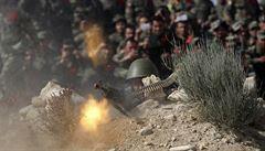 Taliban zahájí jarní ofenzívu. Cílem budou i čeští vojáci