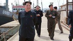 Severní Korea zadržela ruskou loď. V zajetí se ocitlo 15 Rusů a 2 Jihokorejci