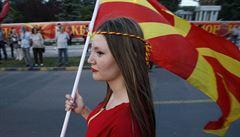 Rusko přilévá olej do ohně makedonské krize. Využívá nechuti Evropy