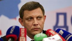 Separatisté couvli: Odvoláváme návrh o Krymu, chceme být součástí Ruska