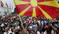 Makedonie oficiálně změnila název na Severní Makedonie. Konec sporům s Řeky