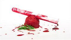 Unikátní virtuální bistro nabízí točené maso či pěnu