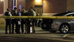 Policista střílel na údajné černošské delikventy. Měli krást pivo