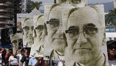 Během války v Salvadoru se postavil vraždění. Teď se arcibiskup Romero dočkal blahořečení