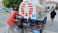 Havarie vody v Dejvicích přinesla konkurenci mezi restaurace i bagety do škol