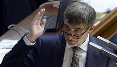 Babiš žádal Moravce kvůli Otázkám o flexibilitu. Absurdní, píše moderátor