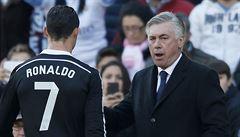 Žádná trofej, tak končíš. Real Madrid odvolal trenéra Ancelottiho