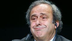 Platini s odvoláním proti zákazu činnosti neuspěl. 'Jsem spokojený,' řekl přesto