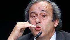 Znechucený Platini bude bojkotovat páteční slyšení před etickou komisí FIFA