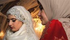 Čečenský svatební skandál rozvířil v Rusku debatu o mnohoženství