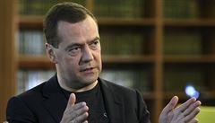 Rusko opět rozšířilo sankční seznam. Medveděv: Brzy na něm může být i Ukrajina