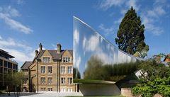 Univerzita v Oxfordu se chlubí moderní stavbou od Zahy Hadid