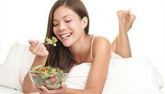 Zdravá a vyvážená strava. Jako prevence rakoviny ideální, radí lékaři
