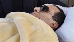 Mubarak prodělal mrtvici, je na pokraji smrti