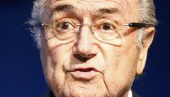 Bývalý šéf FIFA Blatter je znovu vyšetřován kvůli podezření z korupce