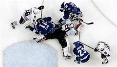 Finálový boj o Stanley Cup odstartovalo vítězně Chicago