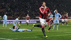 AC Milán zdolal v souboji o třetí místo Lazio jasně 3:0