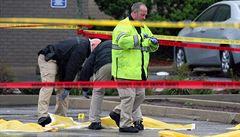Američtí policisté zastřelili podezřelého muslima. Vytáhl nůž, vysvětlují