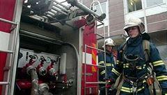 Požár způsobil elektrárně ve Chvaleticích škodu 50 milionů korun