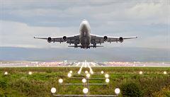 Kvůli nedorozumění obklíčily letoun v Amsterdamu stíhačky