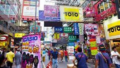 Ve stínu mrakodrapů. Jak se daří pouličním restauracím v Hongkongu?