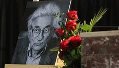 V Brumově se naposledy rozloučili se spisovatelem Ludvíkem Vaculíkem