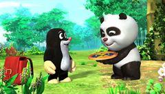 Uchichotanost  a roztomiláčkovství. Čínský Krteček je čistý kýč, shodují se čeští animátoři