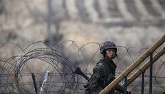 Severní a Jižní Korea otevřely na demilitarizovaném území společný styčný úřad