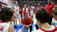 Basketbalistky podlehly na ME Turecku a přišly o postup i olympiádu