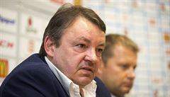 Překvapení se nekonalo, v čele Českého hokeje bude počtvrté za sebou Král. Funkci dostal i Jágr