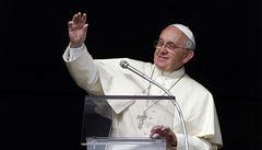 Papež kritizuje bezohledné bohaté a vyzývá k boji proti ničení planety