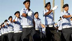 V Libyi zabíjely bomby: nejméně 65 mrtvých po útoku na policejní akademii